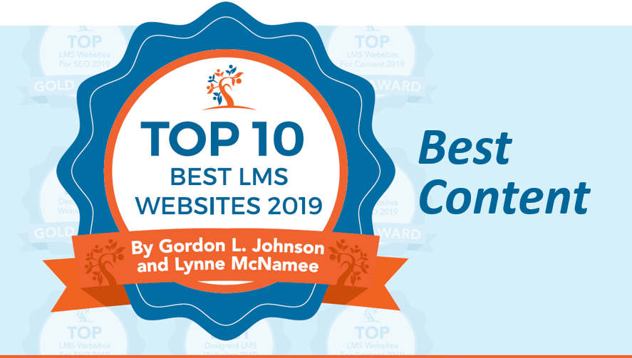 Best LMS Website Content