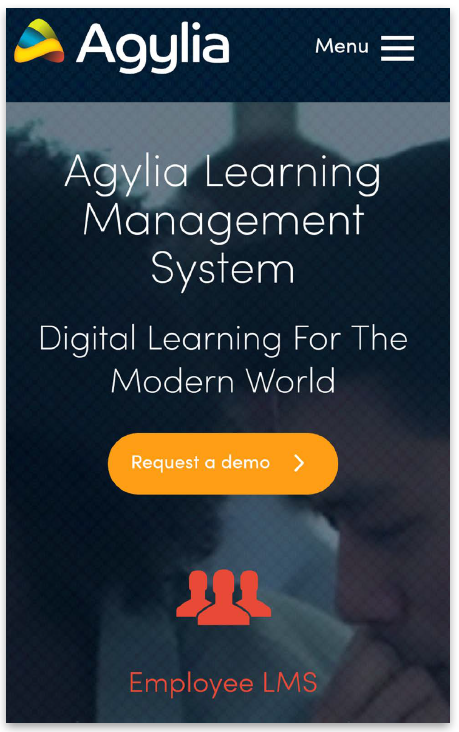 Agylia website